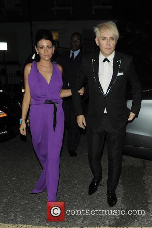 Nick Rhodes - Celebrities at party aftershow for GQ Awards - London, United Kingdom - Tuesday 8th September 2015