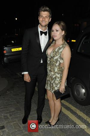 Tanya Burr , Jim Chapman - Celebrities at party aftershow for GQ Awards - London, United Kingdom - Tuesday 8th...