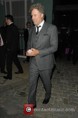 Will Ferrell - Celebrities at party aftershow for GQ Awards - London, United Kingdom - Tuesday 8th September 2015