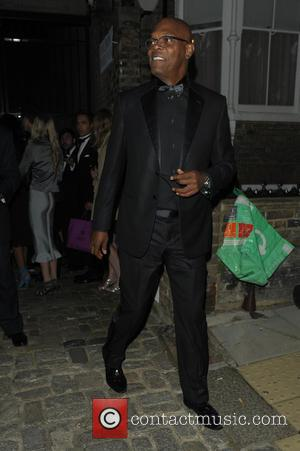 Samuel L. Jackson - Celebrities at party aftershow for GQ Awards - London, United Kingdom - Tuesday 8th September 2015