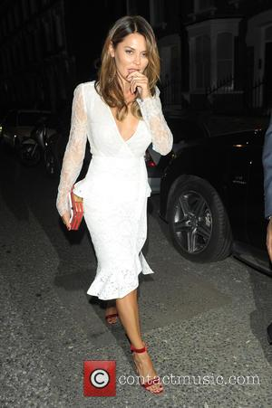 Danielle Lineker - Celebrities at party aftershow for GQ Awards - London, United Kingdom - Tuesday 8th September 2015
