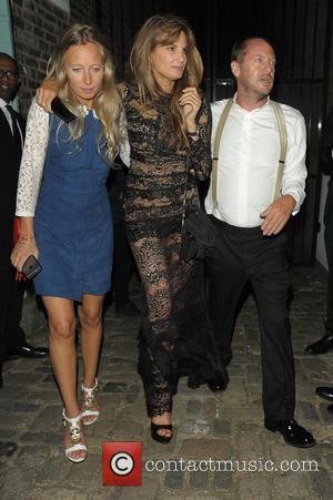 Jemima Khan - Celebrities at party aftershow for GQ Awards - London, United Kingdom - Tuesday 8th September 2015