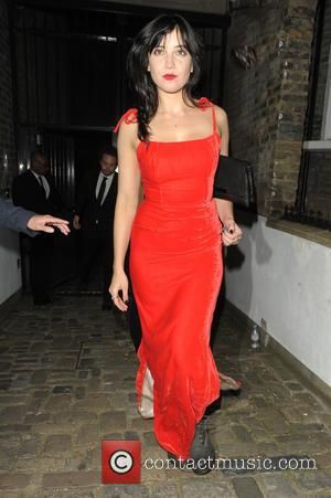 Daisy Lowe - Celebrities at party aftershow for GQ Awards - London, United Kingdom - Tuesday 8th September 2015