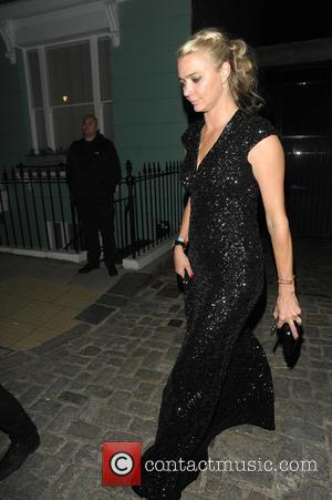 Jodie Kidd - Celebrities at party aftershow for GQ Awards - London, United Kingdom - Tuesday 8th September 2015