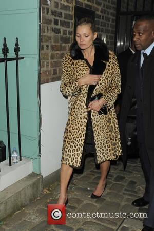 Kate Moss - Celebrities at party aftershow for GQ Awards - London, United Kingdom - Tuesday 8th September 2015