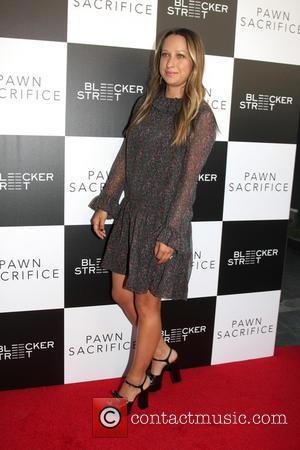 Jennifer Meyer - Premiere of 'Pawn Sacrifice' at Harmony Gold Theatre - Arrivals at Harmony Gold Theater - Los Angeles,...