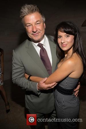 Alec Baldwin , Hilaria Baldwin - honoring Manolo Blahnik. The Award Luncheon benefits The Museum at FIT - Arrivals at...
