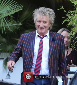 Rod Stewart's Son Enjoys Wearing Women's Clothes