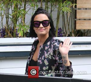 Demi Lovato - Demi Lovato outside ITV Studios - London, United Kingdom - Wednesday 9th September 2015