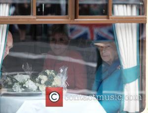 Nicola Sturgeon, Queen Elizabeth II , The Duke of Edinburgh - It was the day on which Elizabeth II became...
