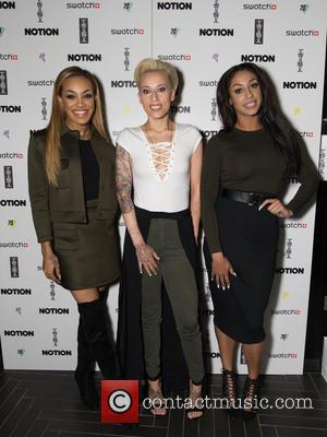 Stooshe - The Notion Magazine X Swatch Issue 70 Launch Party held at the Chotto Matte - Arrivals at Chotto...
