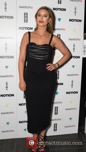 Ferne McCann - The Notion Magazine X Swatch Issue 70 Launch Party held at the Chotto Matte - Arrivals at...