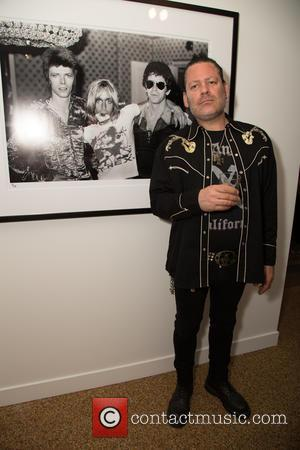 Lee Smith - The VIP preview event for the new book 'Mick Rock: Shooting for Stardust, The Rise of David...
