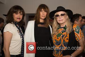 Roberta Wagner, Ivonne , Isabel - The VIP preview event for the new book 'Mick Rock: Shooting for Stardust, The...