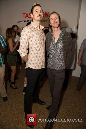 Lee Launay , Nick Launay - The VIP preview event for the new book 'Mick Rock: Shooting for Stardust, The...