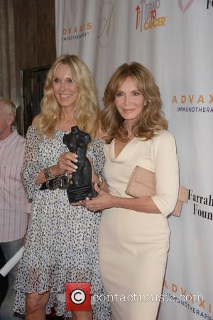 Alana Stewart and Jaclyn Smith