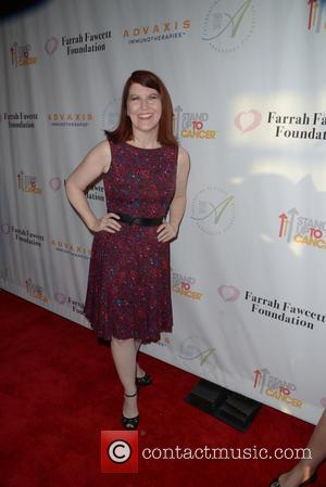 Kate Flannery - Farrah Fawcett Foundation Presents First Annual 'Tex-Mex Fiesta' Benefitting Stand Up to Cancer: Event Honors Jaclyn Smith,...