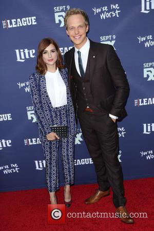 Aya Cash - Premiere of 'The League' and 'You're The Worst' at Regency Bruin Theater - Arrivals - Los Angeles,...