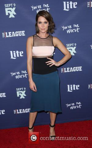 Katie Aselton - Premiere of 'The League' and 'You're The Worst' at Regency Bruin Theater - Arrivals - Los Angeles,...