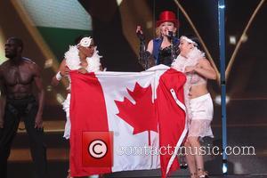 Madonna Spanks Diplo Onstage As World Tour Kicks Off