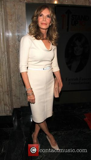 Jaclyn Smith - Farrah Fawcett Foundation Presents First Annual 'Tex-Mex Fiesta' Benefiting Stand Up To Cancer at Wallis Annenberg Center...