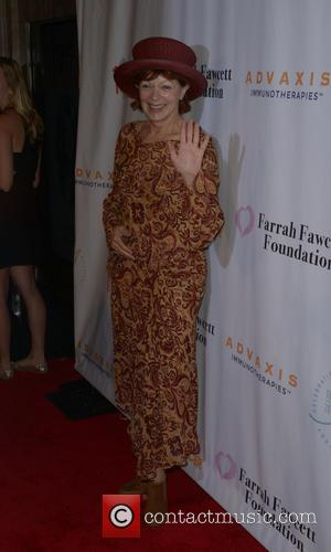 Frances Fisher - Farrah Fawcett Foundation Presents First Annual 'Tex-Mex Fiesta' Benefiting Stand Up to Cancer: Event Honors Jaclyn Smith,...