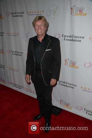 Nigel Lythgoe - Farrah Fawcett Foundation Presents First Annual 'Tex-Mex Fiesta' Benefiting Stand Up to Cancer: Event Honors Jaclyn Smith,...
