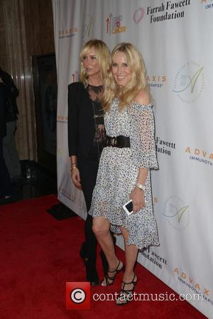 Kimberly Stewart and Alana Stewart