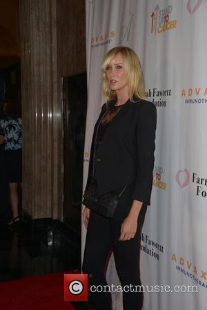 Kimberly Stewart - Farrah Fawcett Foundation Presents First Annual 'Tex-Mex Fiesta' Benefiting Stand Up to Cancer: Event Honors Jaclyn Smith,...