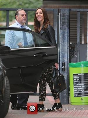 Suranne Jones - Suranne Jones outside ITV Studios - London, United Kingdom - Wednesday 9th September 2015