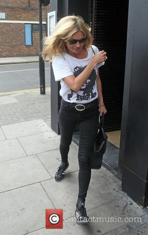 Kate Moss - Kate Moss out and about in Notting Hill at notting hill - London, United Kingdom - Wednesday...