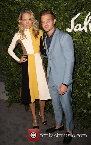 Cody Horn , Robbie Rogers - Celebrities attend the Salvatore Ferragamo 100 Years In Hollywood celebration at the newly unveiled...