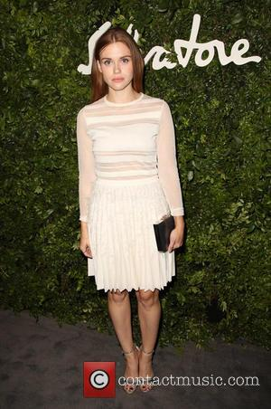 Holland Roden - Celebrities attend the Salvatore Ferragamo 100 Years In Hollywood celebration at the newly unveiled Rodeo Drive flagship...