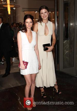 Lydia Hearst and Ireland Baldwin