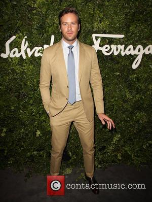 Armie Hammer - Celebrities attend the Salvatore Ferragamo 100 Years In Hollywood celebration at the newly unveiled Rodeo Drive flagship...