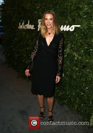 Kelly Lynch - Salvatore Ferragamo 100th Year Celebration In Hollywood Rodeo Drive Flagship Store Opening at Salvatore Ferragamo Store -...