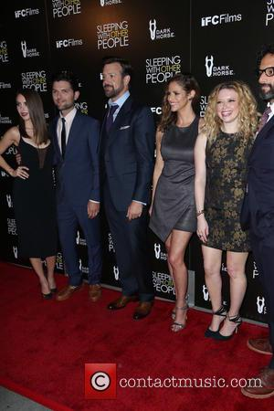 cast - Premiere Of IFC Films' 'Sleeping With Other People' - Los Angeles, California, United States - Wednesday 9th September...