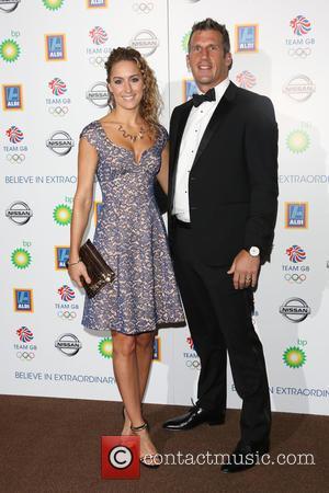 Amy Williams and Craig Ham