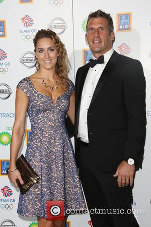 Amy Williams , Craig Ham - Team GB Olympic Ball 2015 held at the Royal Opera House - Arrivals -...