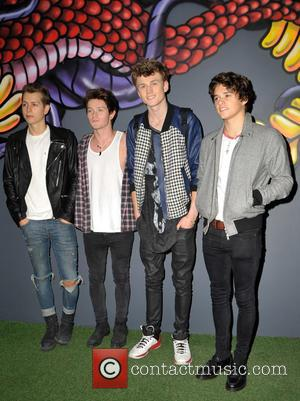 The Vamps - The Notion Magazine X Swatch Issue 70 Launch Party held at the Chotto Matte - Arrivals at...