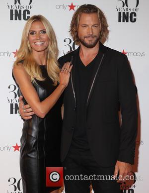 Heidi Klum , Gabriel Aubry - Heidi Klum + Gabriel Aubry's celebration of the launch of INC's 30th Anniversary Collection...