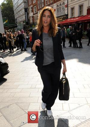Lisa Snowdon - Lisa Snowdon at Global House - London, United Kingdom - Thursday 10th September 2015