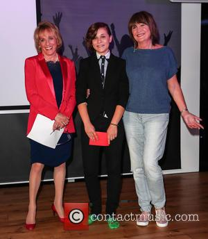 Dame Esther Rantzen, Emma McGrath , Sandie Shaw - Lynsey De Paul Celebration hosted by the Performing Rights Society Benevolent...