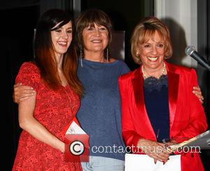 Emma McGann, Sandie Shaw , Dame Esther Rantzen - Lynsey De Paul Celebration hosted by the Performing Rights Society Benevolent...