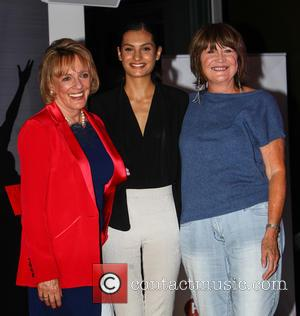 Dame Esther Rantzen, Niomi Eve , Sandie Shaw - Lynsey De Paul Celebration hosted by the Performing Rights Society Benevolent...