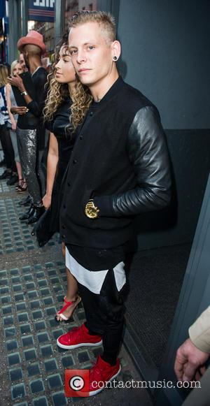 Lewi Morgan - VIP guests arrive for the launch of the book 'Lucky', by Professor Green - London, United Kingdom...