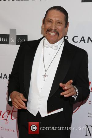 Danny Trejo - AMBI benefit gala in support of the Prince Albert II of Monaco Foundation and Cinema To Help...