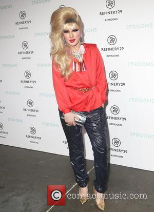 Jodie Harsh - Opening night of Refinery29's '29Rooms' - Arrivals - New York City, New York, United States - Thursday...