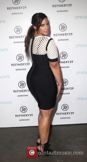 Dascha Polanco - Opening night of Refinery29 presentation of 29Rooms, a celebration of style and culture - Brooklyn, New York,...