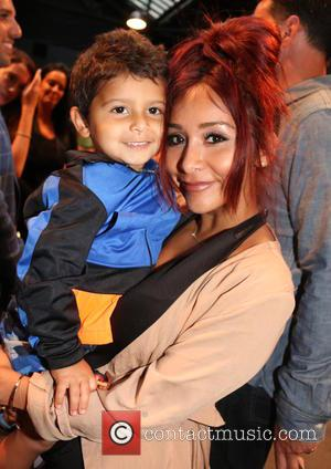 Snooki and Lorenzo Lavalle